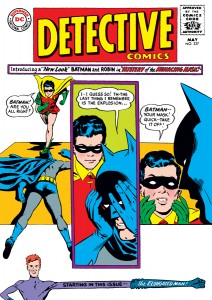 "The ""New Look Batman"" by Carmine Infantino"