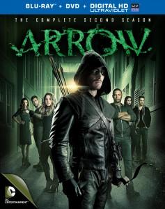 Arrow Season Two