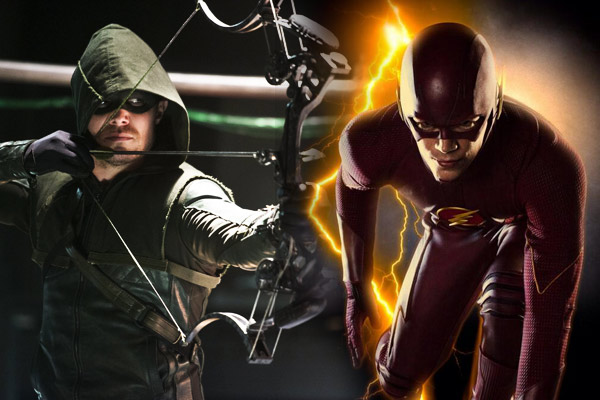 The Flash and Arrow To Have Two Hour Crossover Episode This Year