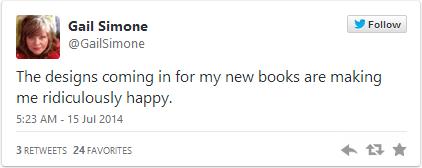 Gail Simone Tweet 3
