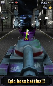 Batman flash joker