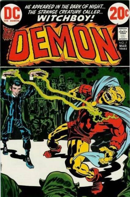 The Demon #7 1973