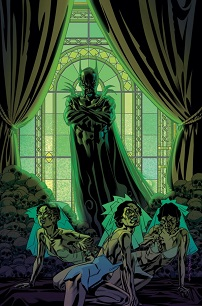 'Batman #35' by Brian Stelfreeze.
