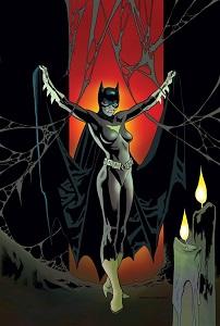 'Batgirl #35' by Kevin Nowlan