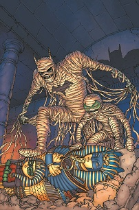 """""""Batman and Robin"""" #35 by Chris Burnham"""