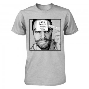 F--- Cancer t-shirt created by Stephen Amell