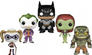 Batman: Arkham Asylum gets the Funko Pop! treatment