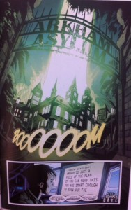 Batman Eternal 29 All Hell