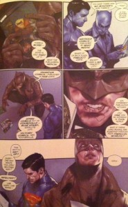 Multiversity The Just Batman Figures it Out