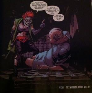 Eternal 26 Jokers Daughter and Alfred