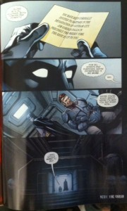 Batman Eternal 34 last page