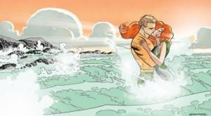 Darwyne Cooke Variant for Aquaman 37