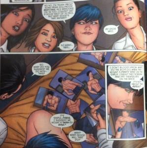 Grayson 4 the girls