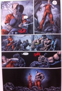 Batman Eternal 31 Alfred Awesome
