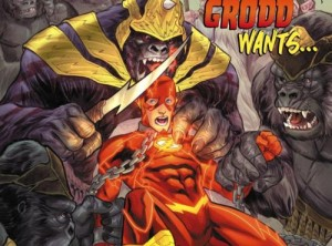Terry Wood: Probably Gorilla Grodd. He wouldn't just kill you; he'd also eat you.