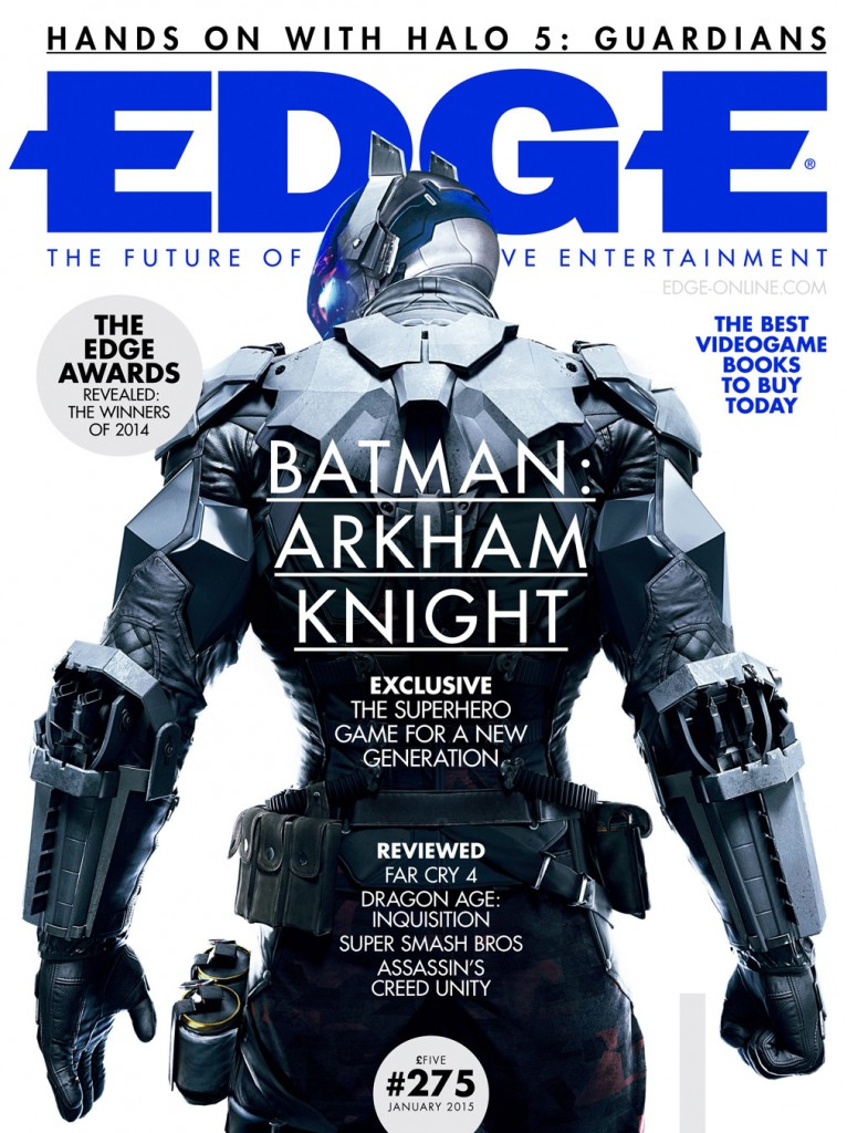 Batman Arkham Knight edge cover 2
