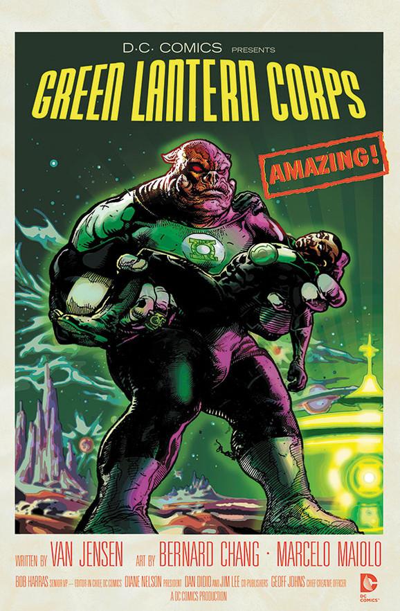 GL Corps/Forbidden Planet