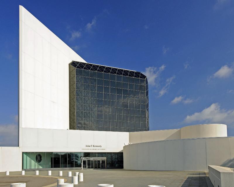 JFK Memorial Library