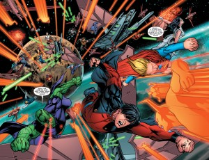 Justice League United (2014-) 007-017