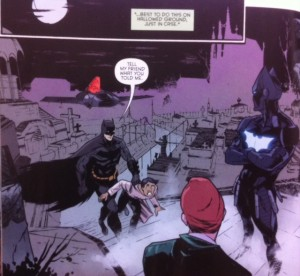 Batman Eternal 45 Corrigan