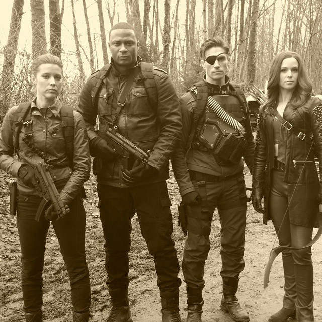David Ramsey and the Suicide Squad
