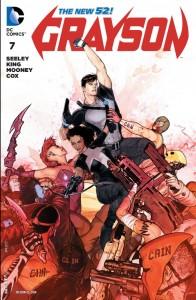 Grayson 7 Cover