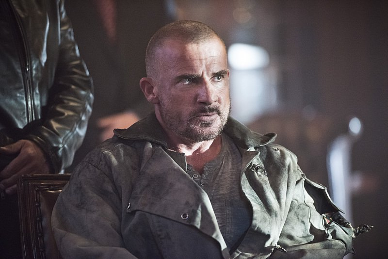 """The Flash--""""Rogue Time""""--image FLA116A_00236b--Pictured: Dominic Percell as Mick Rory/Heat Wave--Photo: Dean Buscher/The CW--© 2015 The CW Network, LLC. All rights reserved."""