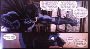Batman Eternal 50 Batman Loses It