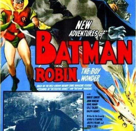 Batman Movie Month | Batman and Robin (1949) - DC Comics News