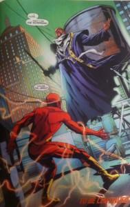 Convergence Flash 1 Tangent Superman