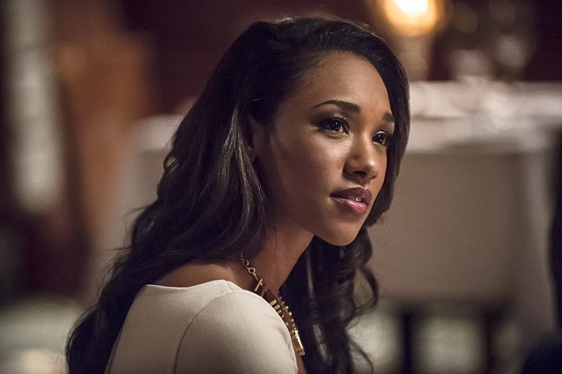 "The Flash -- ""All Star Team Up"" -- Image FLA118A_0288b -- Pictured: Candice Patton as Iris West -- Photo: Cate Cameron/The CW -- © 2015 The CW Network, LLC. All rights reserved."