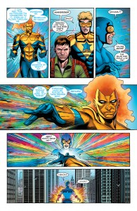 Convergence - Booster Gold (2015) 002-019