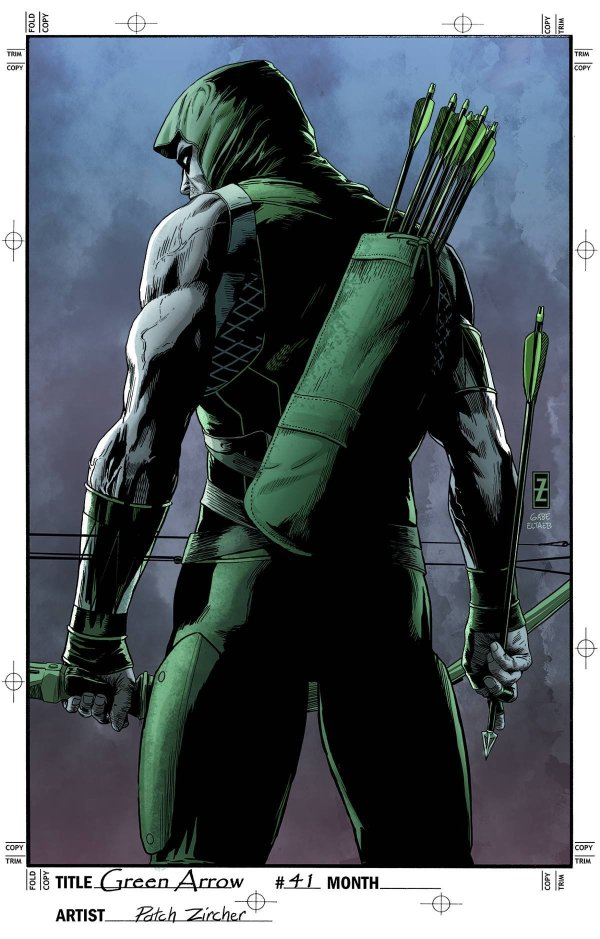 Green Arrow #41 Post-Convergence Sneak Peek (Updated) | DC ...