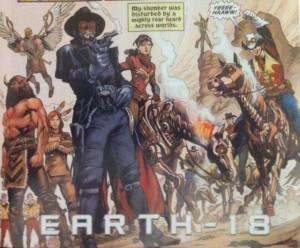 Multiversity Justice Riders