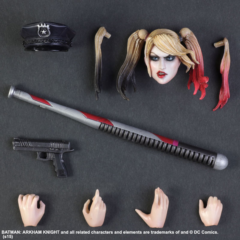 Play Arts Kai Harley 8