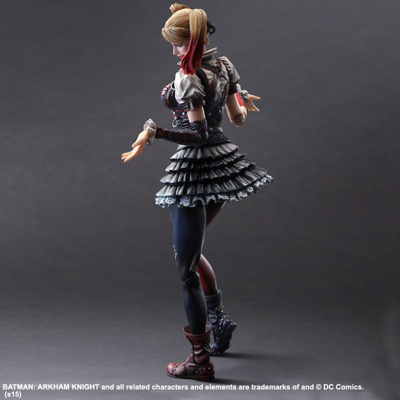 Play Arts Kai Harley 6