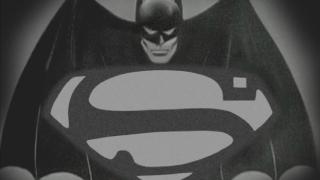 1940s Batman v Superman