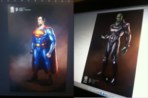 Superman-game-concept-art