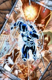 The Future Flash from the New 52
