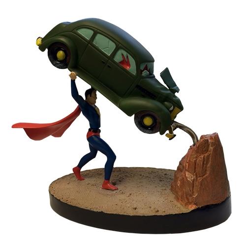 Superman Premium Motion Statue