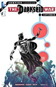 justice league darkseid war superman #1