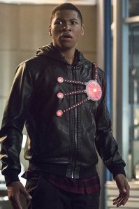 """The Flash -- """"The Fury of Firestorm"""" -- FLA204A_0342b -- Pictured: Franz Drameh as Jax Jackson -- Photo: Cate Cameron /The CW -- © 2015 The CW Network, LLC. All rights reserved."""