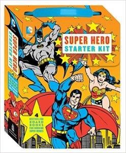 DC SUPER HERO SUPER BABY STARTER LIBRARY