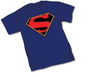 SUPERMAN TRUTH SYMBOL t-shirt
