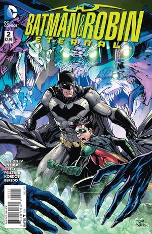 Batman/Robin Eternal #2