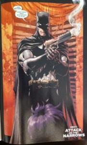 Batman Robin Eternal 1 Triggerman