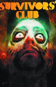 SURVIVORS CLUB #3 $3.99