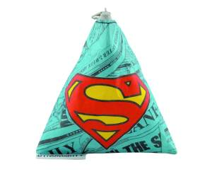SUPERMAN STASH BAG $8.00