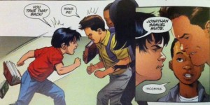 Superman Lois and Clark Trouble at School