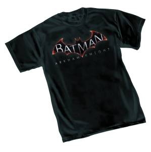 BATMAN ARKHAM KNIGHT LOGO T/S XL $18.95